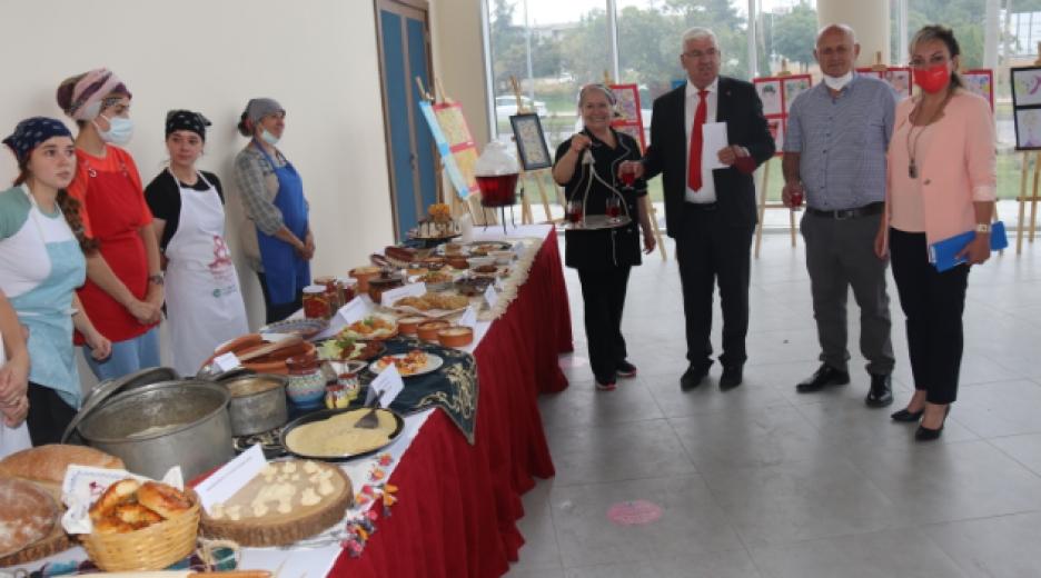 Ergene Belediyesi Kursiyerlerine Sertifikaları Verildi
