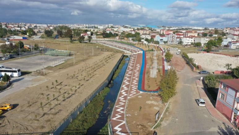 Haberler  Kazım Karabekir Mahallesi'nin Çehresi Değişiyor